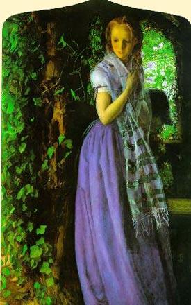 Romantic Art - April Love - Hughes