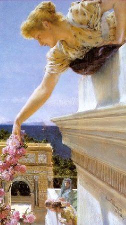 Godspeed-Alma Tadema