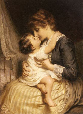 Motherly Love by Morgan