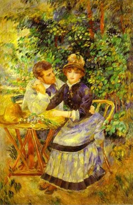 Romantic Art - Renoir