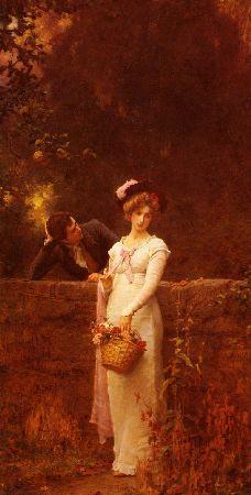 Romantic Art: Two Lovers