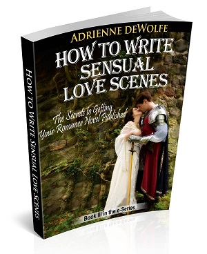 How to Write Sensual Love Scenes for Your Romance