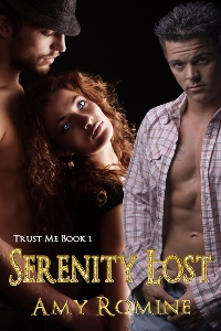 Book 1 - Serenity Lost