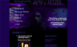 Romance Authors - Amy J. Fetzer