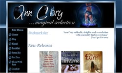 Romance Authors - Ann Cory