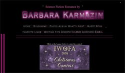 Romance Authors - Barbara Karmazin