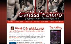 Romance Authors - Caridad Pineiro