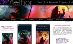 Romantic Authors - CL Wilson