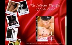 Romance Authors - Cora Zane