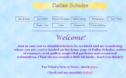 Romantic Authors - Dallas Schulze