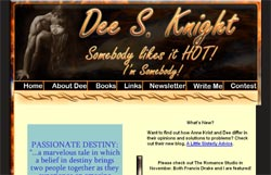 Romance Authors - Dee S. Knight