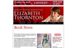Romance Authors - Elizabeth Thornton