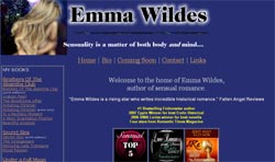 Romance Authors - Emma Wildes