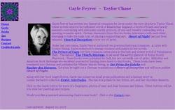 Romance Authors - Gayle Feyrer