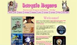 Romance Authors - Jacquie Rogers