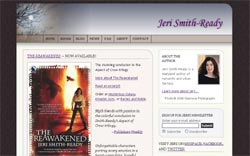 Romance Authors - Jeri Smith-Ready