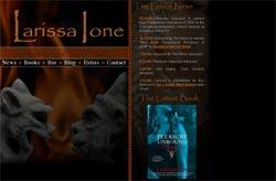 Romance Authors - Larissa Ione