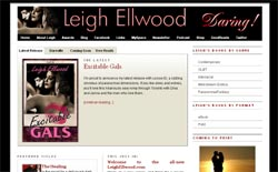 Romance Authors - Leigh Ellwood