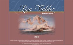 Romance Authors - Lisa Valdez