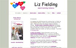 Romantic Authors - Liz Fielding