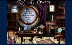 Romance Authors - Robin. D. Owens