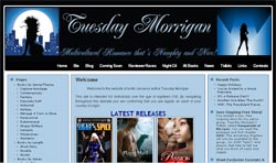 Romance Authors - Tuesday Morrigan