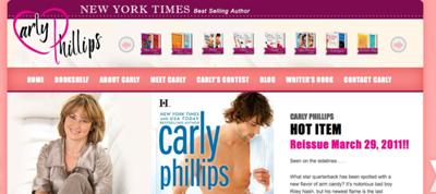 Carly's Website
