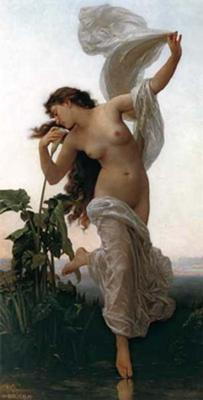 Daybreak: William Adolphe Bouguereau