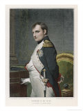 Napoleon Bonaparte Romantic Art