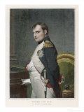 Napoleon Bonaparte Romantic Art
