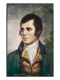 Robert Burns Romantic Art