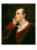 George Gordon Lord Byron Romantic Art