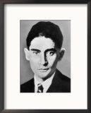 Franz Kafka Romantic Art
