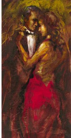 Romantic Art - A Magic Evening Two