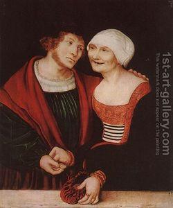 amorous-old-woman
