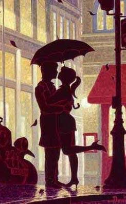 Romantic Art - Cajoleries
