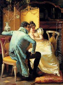 Elegant Couples In Interiors1