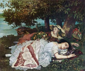 Romantic Art - Courbet
