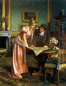 Romantic Art - Planning the Grand Tour