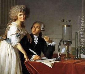 Portrait of Antoine Laurent
