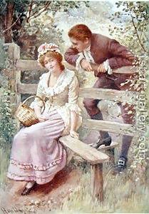 Romantic Art: The Lord of Burleigh