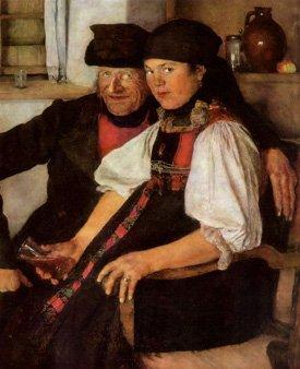 Romantic Art - Wilhelm Maria Hubertus Leibl