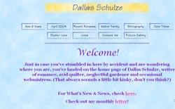 Romantic Authors - Dallas Schulze
