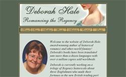Romance Authors - Deborah Hale