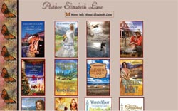 Romance Authors - Elizabeth Lane