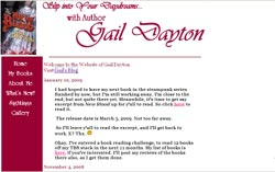 Romance Author - Gail Dayton