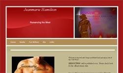 Romance Authors - Jean Marie Hamilton