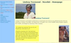 Romance Authors - Lindsay Townsend
