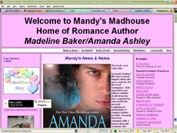 Romantic Authors - Madeline Baker