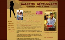 Romance Authors - Sharron McClellan